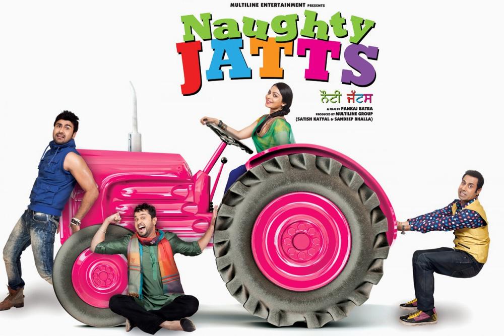 Distribution Naughty Jatts
